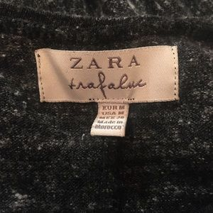 Zara Sweaters - Zara Trafaluc Cropped Dolman Sleeve Sweater